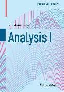 Cover-Bild zu Analysis I von Tretter, Christiane