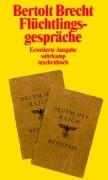 Cover-Bild zu Flüchtlingsgespräche von Brecht, Bertolt