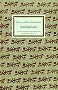 Cover-Bild zu Aphorismen von Ebner-Eschenbach, Marie von