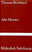 Cover-Bild zu Alte Meister von Bernhard, Thomas