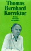 Cover-Bild zu Korrektur von Bernhard, Thomas