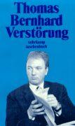 Cover-Bild zu Verstörung von Bernhard, Thomas