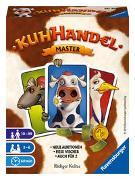 Cover-Bild zu Ravensburger 20752 - Kuhhandel Master, Auktionsspiel für 2-6 Spieler, Kartenspiel mit Kühen ab 10 Jahren, Master Version, neue Spielideen