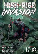 Cover-Bild zu Miura, Tsuina: High-Rise Invasion Vol. 17-18