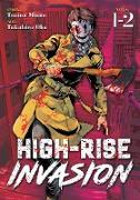 Cover-Bild zu Miura, Tsuina: High-Rise Invasion Vol. 1-2