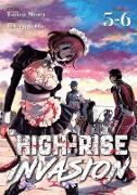 Cover-Bild zu Miura, Tsuina: High-Rise Invasion Vol. 5-6