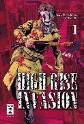 Cover-Bild zu Miura , Tsuina: High Rise Invasion 01