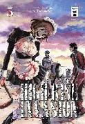 Cover-Bild zu Miura, Tsuina: High Rise Invasion 05