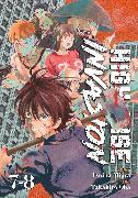 Cover-Bild zu Miura, Tsuina: High-Rise Invasion Vol. 7-8