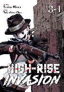 Cover-Bild zu Miura, Tsuina: High-Rise Invasion Vol. 3-4