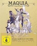Cover-Bild zu Mari Okada (Reg.): Maquia - Eine unsterbliche Liebesgeschichte