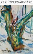 Cover-Bild zu Knausgård, Karl Ove: So viel Sehnsucht auf so kleiner Fläche