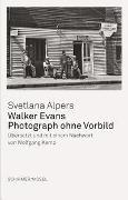 Cover-Bild zu Walker Evans von Alpers, Svetlana