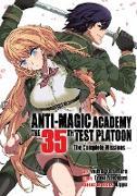 Cover-Bild zu Yanagimi, Touki: Anti-Magic Academy: The 35th Test Platoon - The Complete Missions