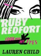 Cover-Bild zu Child, Lauren: Ruby Redfort 01. Look into My Eyes