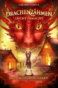 Cover-Bild zu Cowell, Cressida: Drachenzähmen leicht gemacht (9). Jagd um das Drachenerbe
