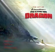 Cover-Bild zu Miller-Zarneke, Tracey: The Art of How to Train Your Dragon
