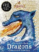 Cover-Bild zu Cowell, Cressida: How to Train Your Dragon: Incomplete Book of Dragons