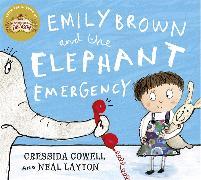 Cover-Bild zu Cowell, Cressida: Emily Brown and the Elephant Emergency