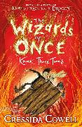 Cover-Bild zu Cowell, Cressida: The Wizards of Once: Knock Three Times