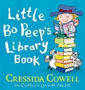 Cover-Bild zu Cowell, Cressida: Little Bo Peep's Library Book