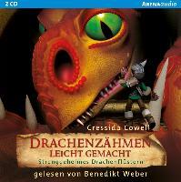 Cover-Bild zu Cowell, Cressida: Drachenzähmen leicht gemacht 03. Strenggeheimes Drachenflüstern