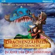 Cover-Bild zu Cowell, Cressida: Drachenzähmen leicht gemacht (7). Im Auge des Drachensturms