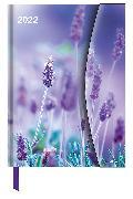 Cover-Bild zu Flowers 2022 - Diary - Buchkalender - Taschenkalender - 16x22