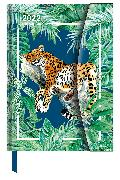 Cover-Bild zu Jungle 2022 - Diary - Buchkalender - Taschenkalender - 16x22