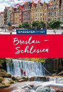 Cover-Bild zu Baedeker SMART Reiseführer Breslau