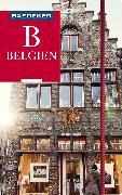 Cover-Bild zu Baedeker Reiseführer Belgien von Bettinger, Sven Claude