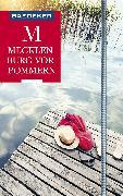 Cover-Bild zu Baedeker Reiseführer Mecklenburg-Vorpommern von Nowak, Christian