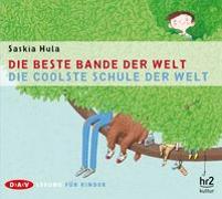 Cover-Bild zu Hula, Saskia: Die beste Bande der Welt / Die coolste Schule der Welt