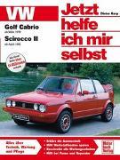 Cover-Bild zu VW Golf Cabrio I / Scirocco II von Korp, Dieter