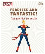 Cover-Bild zu Maggs, Sam: Marvel Fearless and Fantastic! Female Super Heroes Save the World