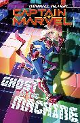 Cover-Bild zu Maggs, Sam: Marvel Action: Captain Marvel: Ghost in the Machine (Book Three)