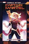 Cover-Bild zu Maggs, Sam: Marvel Action: Captain Marvel: Cosmic CAT-tastrophe (Book One)