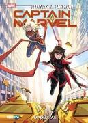 Cover-Bild zu Maggs, Sam: Marvel Action: Captain Marvel