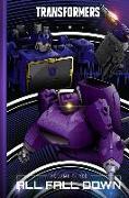 Cover-Bild zu Ruckley, Brian: Transformers, Vol. 3: All Fall Down