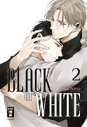 Cover-Bild zu Sachimo: Black or White 02