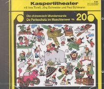 Cover-Bild zu Die chineesisch Wunderwurzle / De Perleschatz im Muschlemeer von Torelli, Ines (Gelesen)