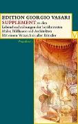 Cover-Bild zu Burioni, Matteo (Beitr.): EDITION GIRGIO VASARI Supplementband