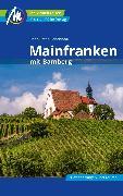 Cover-Bild zu Mainfranken Reiseführer Michael Müller Verlag (eBook) von Siebenhaar, Hans-Peter