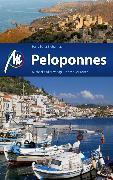 Cover-Bild zu Peloponnes Reiseführer Michael Müller Verlag (eBook) von Siebenhaar, Hans-Peter