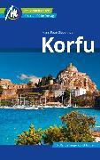 Cover-Bild zu Korfu Reiseführer Michael Müller Verlag (eBook) von Siebenhaar, Hans-Peter