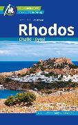 Cover-Bild zu Rhodos Reiseführer Michael Müller Verlag (eBook) von Siebenhaar, Hans-Peter
