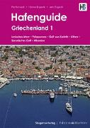 Cover-Bild zu Hafenguide Griechenland 1 von Hotvedt, Per