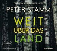 Cover-Bild zu Weit über das Land von Stamm, Peter