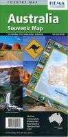 Cover-Bild zu Australia Souvenir Map R/V. 1:8'000'000