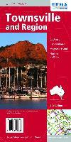 Cover-Bild zu Townsville and Region. 1:22'500